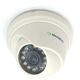 Maximus CCTV Dome IR camera 900 TVL