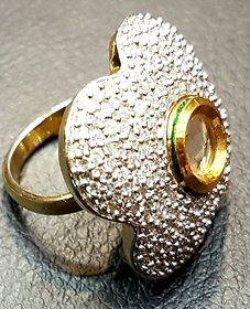 Thailand Gold Plated Ladies Ring
