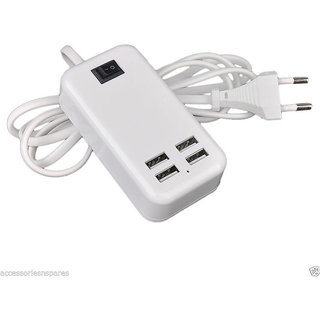 15W USB Desktop Charger USB Power Adapter