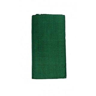 Bhagalpuri Men Lungi Green Plain