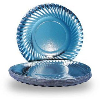 Coated Hard Paper Dish,Size9'40 pc in