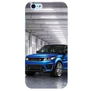 Fuson Designer Phone Back Case Cover Apple iPhone 6 Plus :: Apple iPhone 6+ ( Jeep In The Shed )