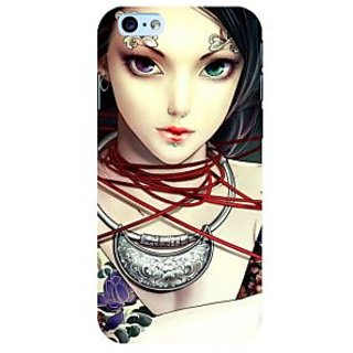 Fuson Designer Phone Back Case Cover Apple iPhone 6S ( The Girl Staring )