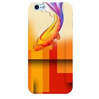 Fuson Designer Phone Back Case Cover Apple iPhone 6 Plus :: Apple iPhone 6+ ( The Colourful Swimming Fish )