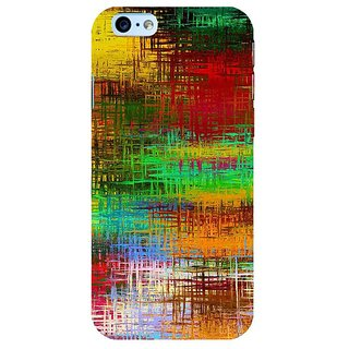Fuson Designer Phone Back Case Cover Apple iPhone 6 Plus :: Apple iPhone 6+ ( Random Pattern With Vibrant Colours )