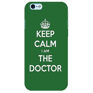 Fuson Designer Phone Back Case Cover Apple iPhone 6S ( Doctor Who Reference )