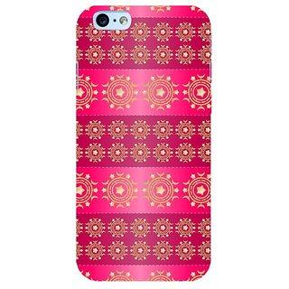 Fuson Designer Phone Back Case Cover Apple iPhone 6 Plus    Apple iPhone 6+  ( Pink Divine ) 16f9539bc1