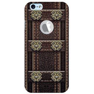 Fuson Designer Phone Back Case Cover Apple iPhone 6S (Logo View Window Case) ( Patterned Locking Device )
