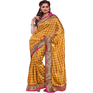 Manjula - Designer Art Silk Saree