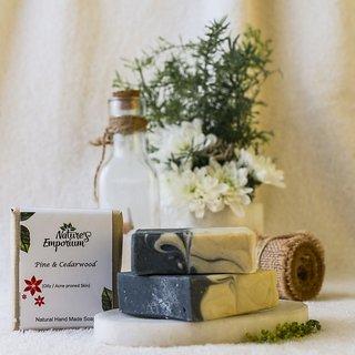 Nature's Emporium Pine Cedarwood Natural Handmade Soap
