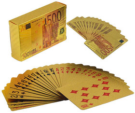 Gold Dust's Euro Playing Card