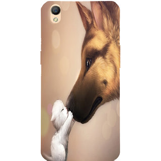 Oppo A37 Designer back cover