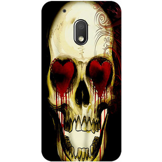 Motorola Moto G4 Play Designer back cover