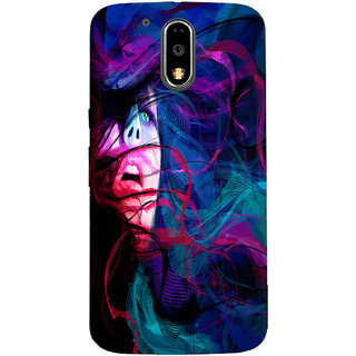 Motorola Moto G4 Plus Designer back cover