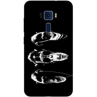 Asus Zenfone 3 Laser ZC551KL Designer back cover