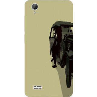 Vivo Y31L Designer back cover
