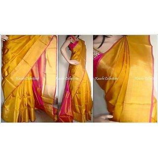 Fashionable Pure Pattu Silk Sarees
