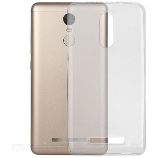 Lenovo k6 power Transparent Back Cover Case for Lenovo K6 Power