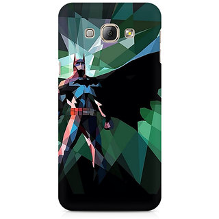 CopyCatz Batman Abstract Scream Premium Printed Case For Samsung A3 2016