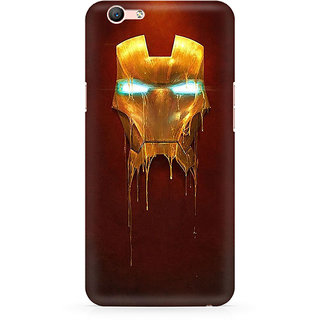 CopyCatz Melting Iron Man Premium Printed Case For Oppo F1S