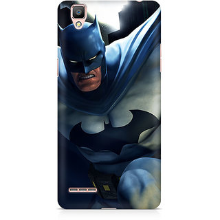 CopyCatz Batman In DC Universe Premium Printed Case For Oppo F1 Plus