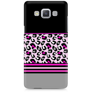 CopyCatz Pink Cheetah Fusion Premium Printed Case For Samsung A5