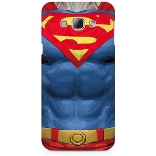 CopyCatz Superman Body Premium Printed Case For Samsung A3 2016