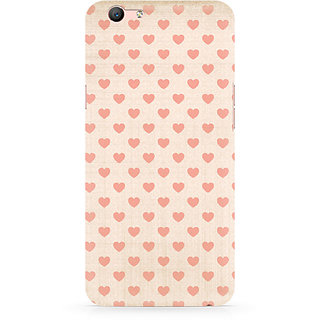 CopyCatz Vintage Heart Premium Printed Case For Oppo F1S