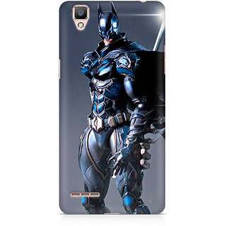CopyCatz Dark Knight Animated Premium Printed Case For Oppo F1 Plus