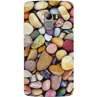 Saai Creations Multicolor Graffiti  Illustrations Lenovo Vibe K4 Note Plastic Back Cover SCK4199