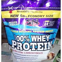100 % Whey Protein SN 6lbs Ultra Low Carbohydrate Whey Protein Chocolate [CLONE]