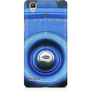 CopyCatz Ford Premium Printed Case For Oppo F1