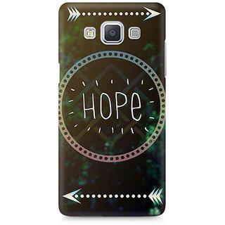 CopyCatz Hope Arrow Premium Printed Case For Samsung A5