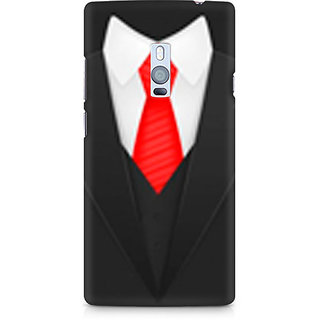 CopyCatz Elegant Suit Premium Printed Case For OnePlus Two
