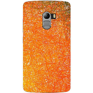 Saai Creations Multicolor Graffiti  Illustrations Lenovo Vibe K4 Note Plastic Back Cover SCK4398