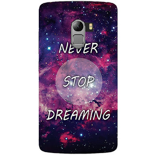 Saai Creations Multicolor Graffiti  Illustrations Lenovo Vibe K4 Note Plastic Back Cover SCK4490