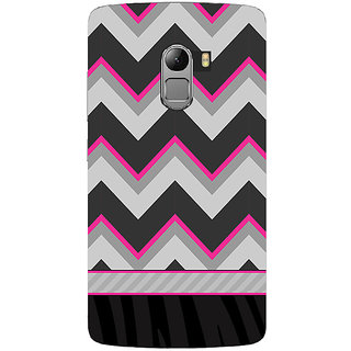 Saai Creations Multicolor Graffiti  Illustrations Lenovo Vibe K4 Note Plastic Back Cover SCK4636