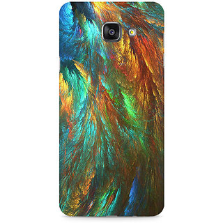 CopyCatz Peacock Shades Premium Printed Case For Samsung A510 2016 Version