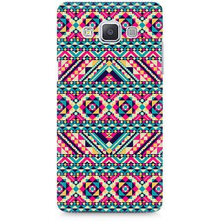 CopyCatz Tribal Aztec Premium Printed Case For Samsung A7