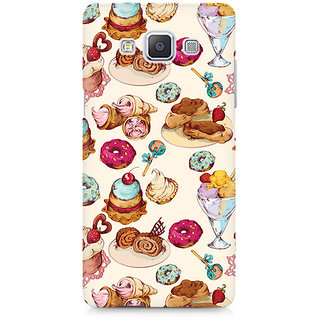 CopyCatz Ice Cream Love Premium Printed Case For Samsung A7