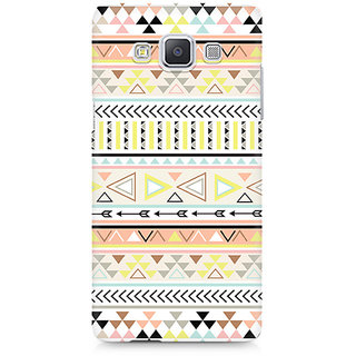 CopyCatz Tribal Chic08 Premium Printed Case For Samsung A7
