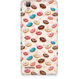 CopyCatz Colorful Cupcakes Premium Printed Case For Oppo F1 Plus