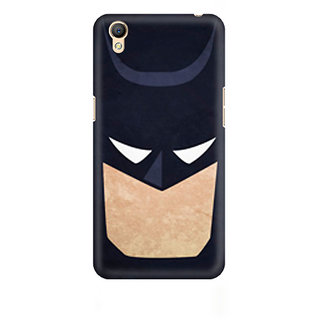 CopyCatz Batman Minimalist Premium Printed Case For Oppo A37