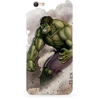 CopyCatz Hulk The Destroyer Premium Printed Case For Oppo F1S