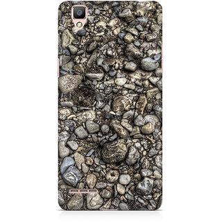 CopyCatz Stones Premium Printed Case For Oppo F1