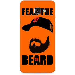CopyCatz Fear The Beard Bud Premium Printed Case For Samsung A510 2016 Version