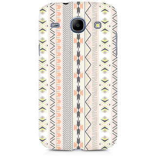 CopyCatz Tribal Chic12 Premium Printed Case For Samsung Core I8262