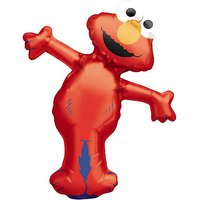 Elmo Full Body Mini Shape Balloon (1 Ct) (1 Per Package