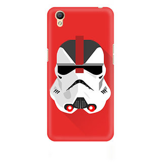 CopyCatz Imperial Jump Trooper Premium Printed Case For Oppo A37