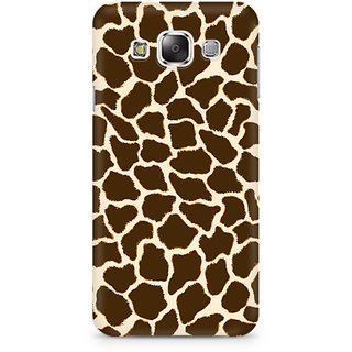 CopyCatz Cheetah Print Premium Printed Case For Samsung E5